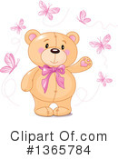 Teddy Bear Clipart #1365784