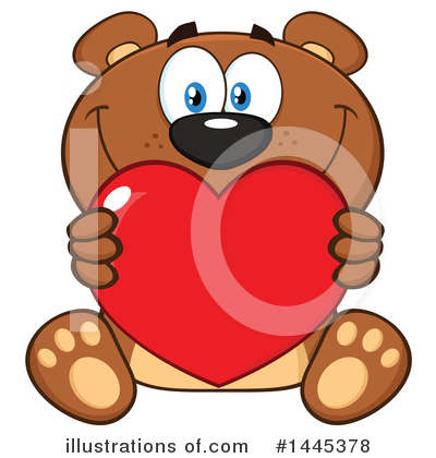 Heart Clipart #1445378 by Hit Toon
