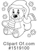 Teddy Bear Clipart #1519100 by visekart