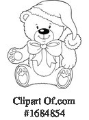 Teddy Bear Clipart #1684854 by visekart