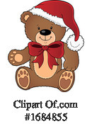 Teddy Bear Clipart #1684855 by visekart