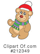 Teddy Bear Clipart #212349 by visekart