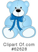 Teddy Bear Clipart #62628