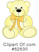 Teddy Bear Clipart #62630
