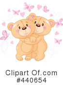 Teddy Bears Clipart #440654 by Pushkin