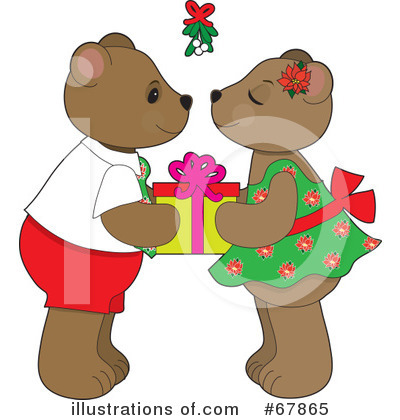 Teddy Bear Clipart #67865 by Maria Bell