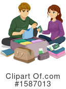 Teen Clipart #1587013 by BNP Design Studio