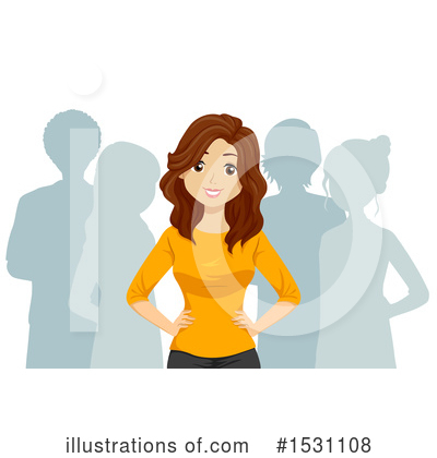 Teenager Clipart #1531108 by BNP Design Studio