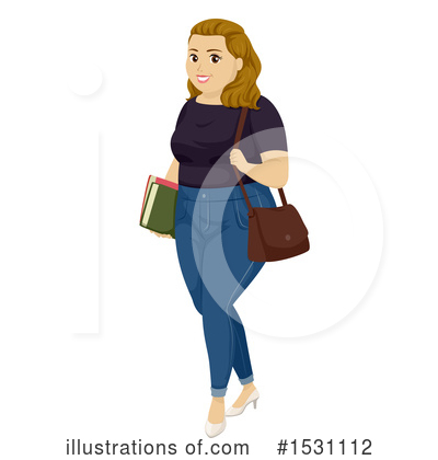 Teenager Clipart #1531112 by BNP Design Studio