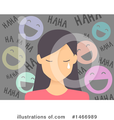Bullying Clipart #1466989 by BNP Design Studio
