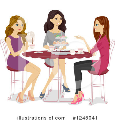 Talking Clipart #1245041 by BNP Design Studio