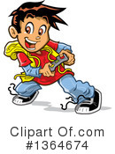 Teenager Clipart #1364674 by Clip Art Mascots