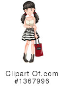 Teenager Clipart #1367996 by Graphics RF