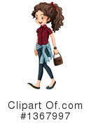 Teenager Clipart #1367997 by Graphics RF
