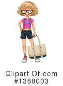 Teenager Clipart #1368003 by Graphics RF