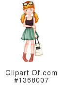Teenager Clipart #1368007 by Graphics RF