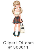 Teenager Clipart #1368011 by Graphics RF