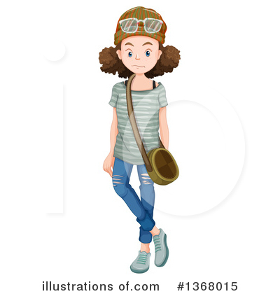 Teenager Clipart #1368015 by Graphics RF
