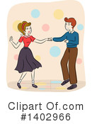 Royalty-Free (RF) Teenager Clipart Illustration #1402966