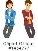 Teenager Clipart #1464777 by BNP Design Studio