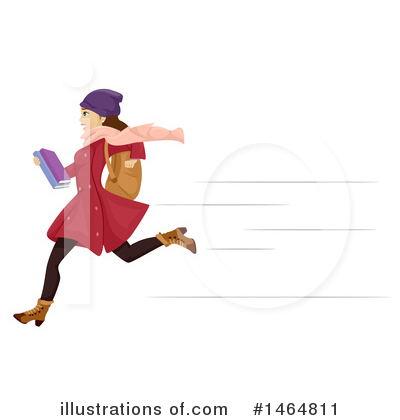 Running Clipart #1464811 by BNP Design Studio