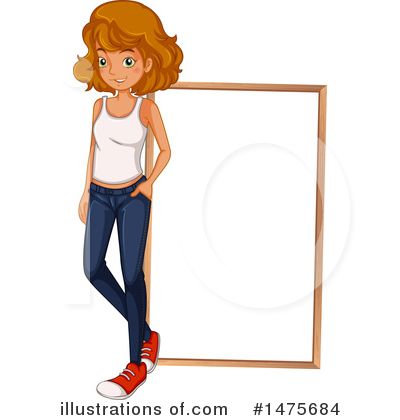 Royalty-Free (RF) Teenager Clipart Illustration by Graphics RF - Stock Sample #1475684