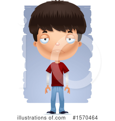 Royalty-Free (RF) Teenager Clipart Illustration by Cory Thoman - Stock Sample #1570464