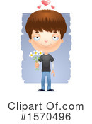 Teenager Clipart #1570496 by Cory Thoman