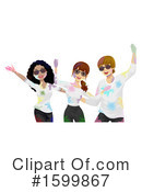 Teenager Clipart #1599867 by BNP Design Studio