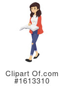 Teenager Clipart #1613310 by BNP Design Studio