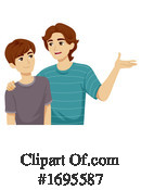 Teenager Clipart #1695587 by BNP Design Studio