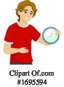 Teenager Clipart #1695594 by BNP Design Studio