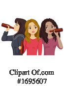 Teenager Clipart #1695607 by BNP Design Studio