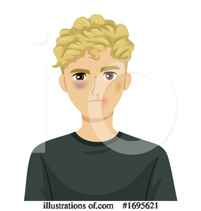 Royalty-Free (RF) Teenager Clipart Illustration by BNP Design Studio - Stock Sample #1695621