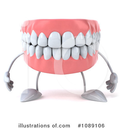 Dental Clipart #1089106 by Julos