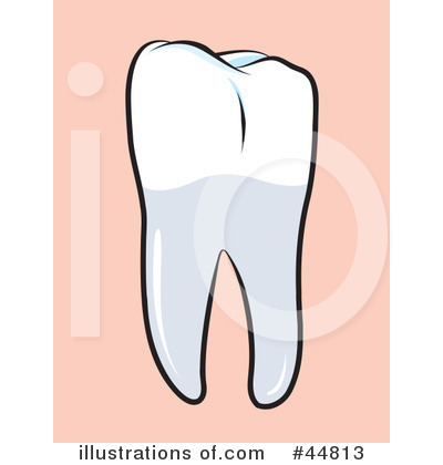 Tooth Clipart #44813 by Lal Perera