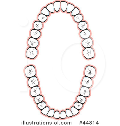Tooth Clipart #44814 by Lal Perera