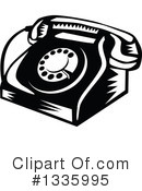 Telephone Clipart #1335995 by patrimonio