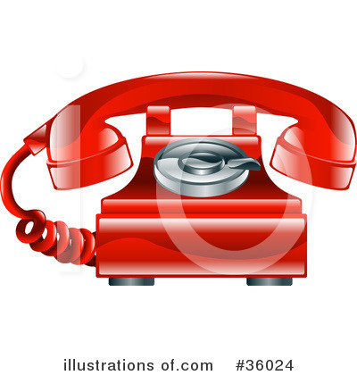 Contact Clipart #36024 by AtStockIllustration