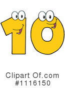 Ten Clipart #1116150 by Hit Toon