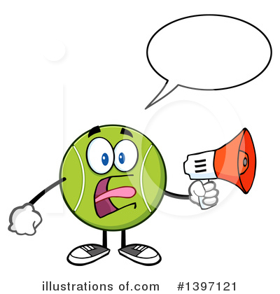 Megaphone Clipart #1397121 by Hit Toon