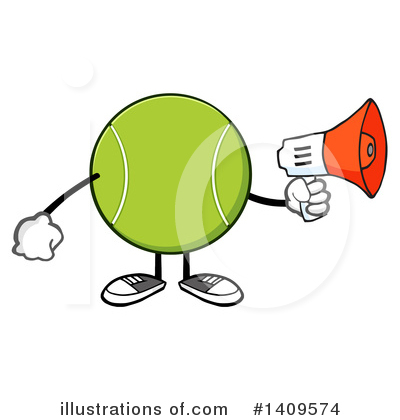 Megaphone Clipart #1409574 by Hit Toon