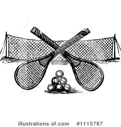 Sports Clipart #1115767 by Prawny Vintage