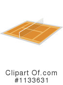 Tennis Clipart #1133631 by Graphics RF