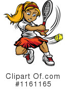 Royalty-Free (RF) Tennis Clipart Illustration #1161165