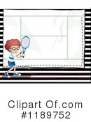 Tennis Clipart #1189752 by Graphics RF