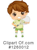 Tennis Clipart #1260012 by BNP Design Studio