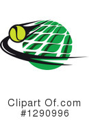 Tennis Clipart #1290996 by Vector Tradition SM