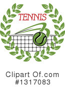 Tennis Clipart #1317083 by Vector Tradition SM