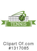 Tennis Clipart #1317085 by Vector Tradition SM
